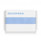 Полотенце Xiaomi ZSH Youth Series 76*34 см Blue