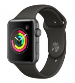 Умные часы Apple Watch Series 3 42mm Aluminum Space Gray