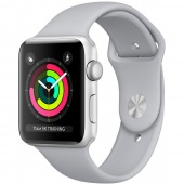 Умные часы Apple Watch Series 3 38mm Aluminum Silver MQKU2
