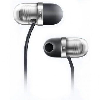 Наушники с микрофоном Xiaomi Mi Air Capsule In-Ear Headphones Black