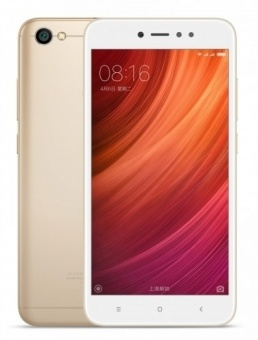Xiaomi Redmi 5A 16Gb (Gold/Золотой)
